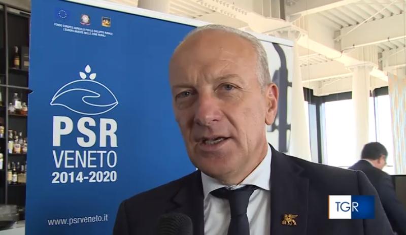 Fondi europei per lo sviluppo rurale, Veneto prima regione