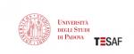 UNIVERSITÀ DI PADOVA – DIPARTIMENTO TERRITORIO E SISTEMI AGRO-FORESTALI (TESAF)