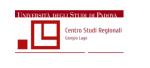"""UNIVERSITÀ DI PADOVA – CENTRO INTERDIPARTIMENTALE DI STUDI REGIONALI """"GIORGIO LAGO"""" (CISR)"""