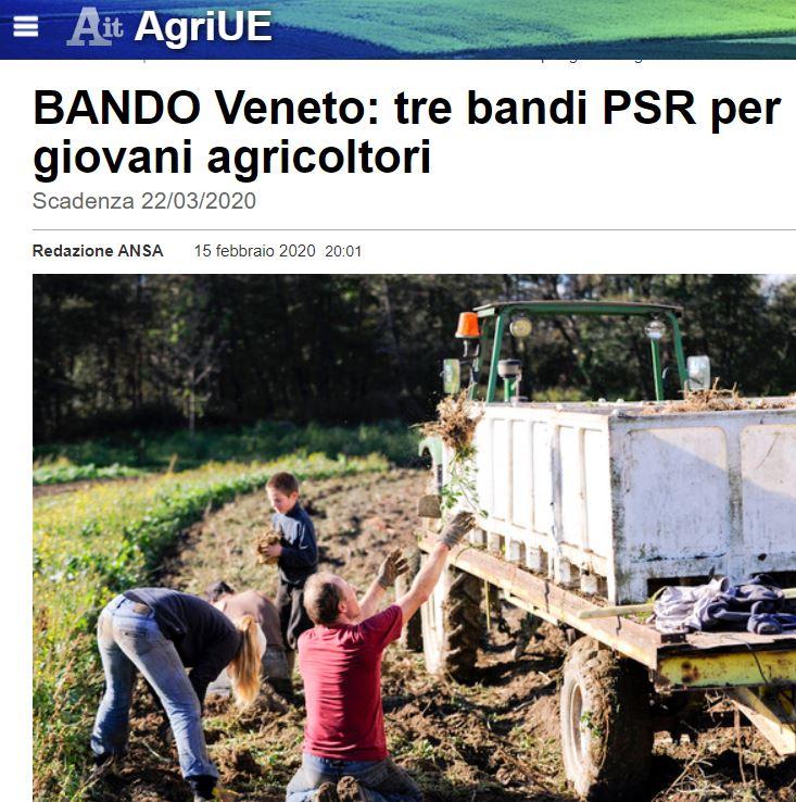 ANSA Agri UE